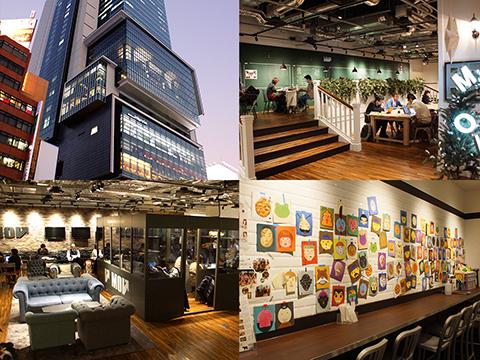 (株)78design 渋谷ヒカリエ / MOV