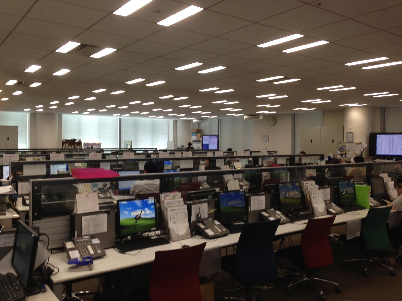 日本トータルテレマーケティング株式会社 渋谷センター1